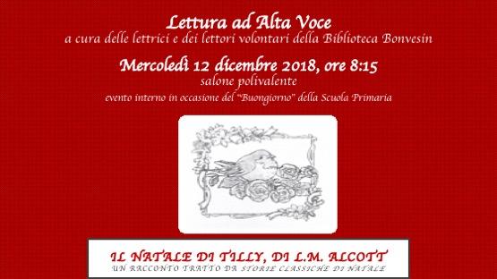 Aspettando il Natale con un racconto M.L. Alcott
