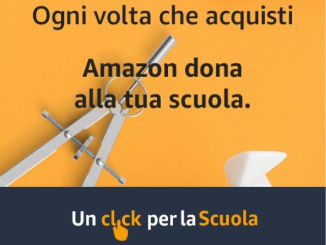 Amazon per la scuola