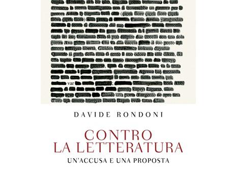 Incontro con il poeta Davide Rondoni