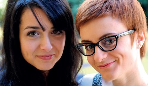 Incontro con le autrici Carolina Capria e Marinella Martucci