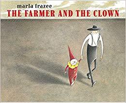 Lettura per immagini: The clown and the farmer