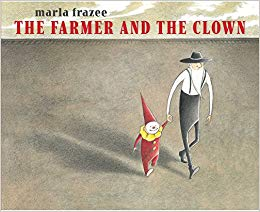 Lettura per immagini: The clown and the farmer