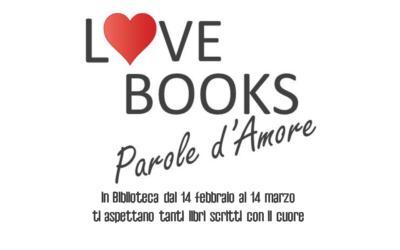 Love Books – Parole d'amore