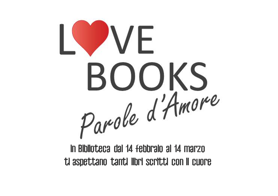 Love Books – Parole d'amore