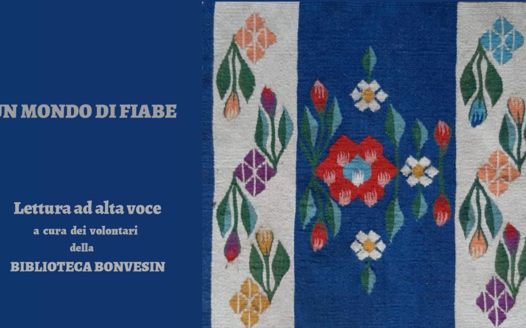 Un Mondo di Fiabe per Bonvesin: Masha e Orso