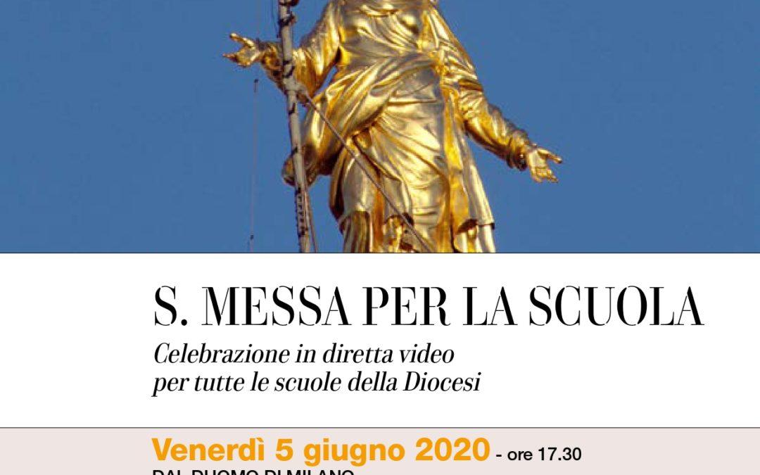 S. Messa della scuola in Duomo