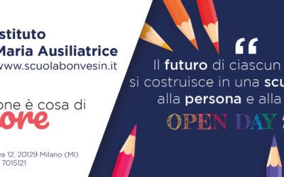 OPEN DAY Anno scolastico 2020-21