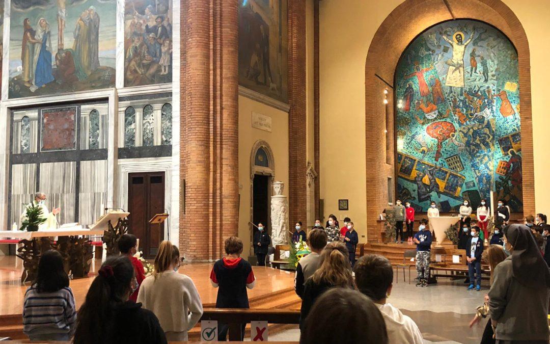 Santa Messa di inizio anno scolastico