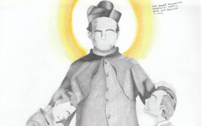 Concorso ritratto di Don Bosco